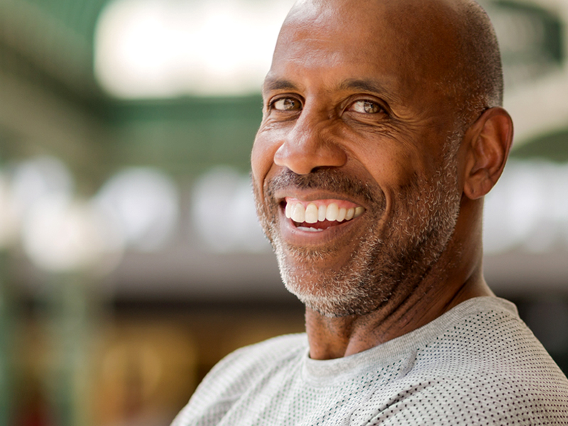 Health Challenges for Mature Men