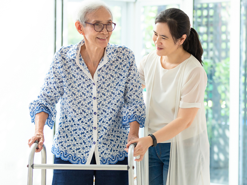 Elder Falls: Tips for Staying on Your Feet