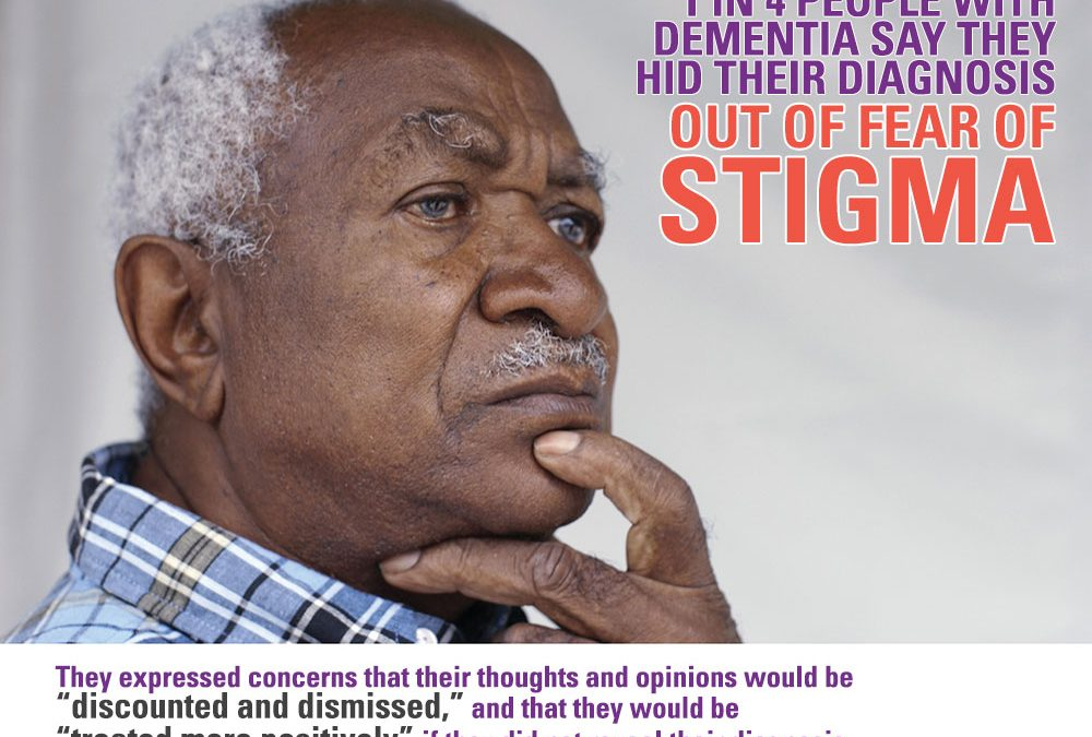 The 'Stigma' of Dementia
