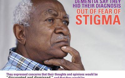 The 'Stigma' of Dementia