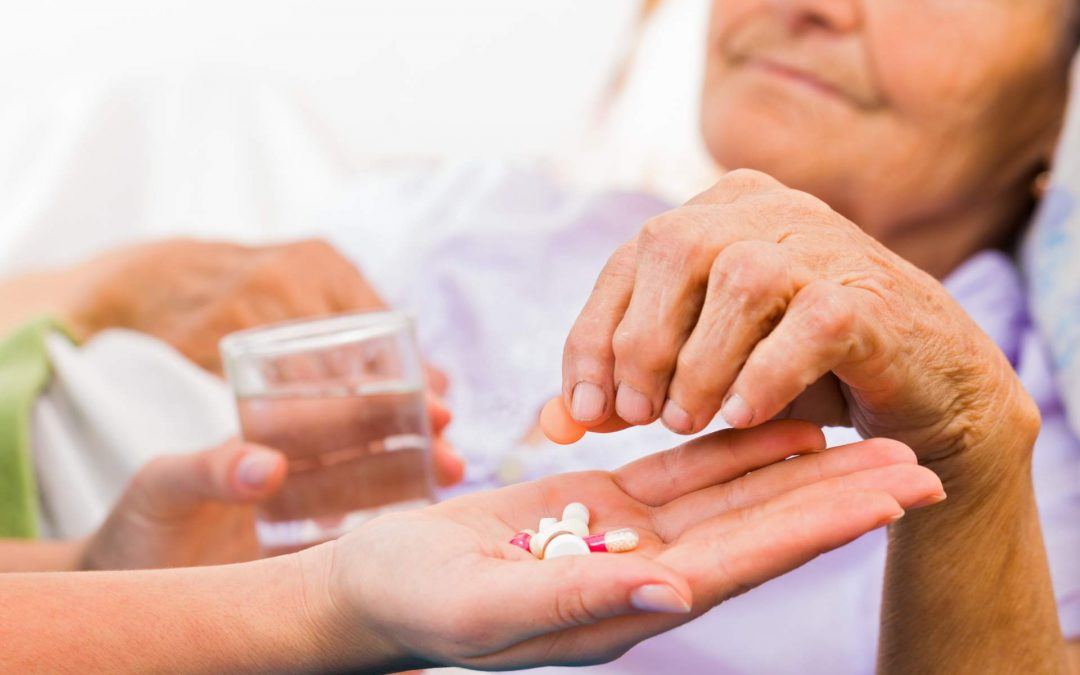 """Dementia Myth No. 3: """"Just Give Him a Sleeping Pill. Or a Tranquilizer."""""""