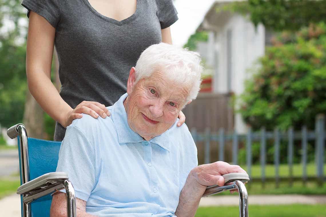 Elder refuses treatment